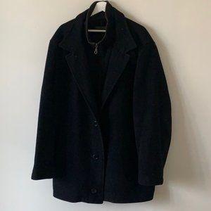 Britches Men's Winter Coat Black Size XLarge